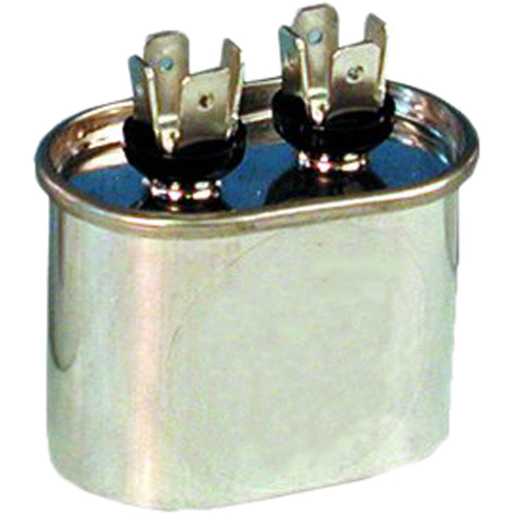 View 2 of Nordyne 01-0004 PARTNERS CHOICE 01-0004 SINGLE RUN CAPACITOR 10/370 OVAL