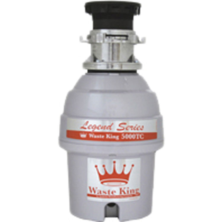 Waste King L-5000TC WASTE KING L-5000TC 3/4 HP GARBAGE DISPOSAL WITH CORD