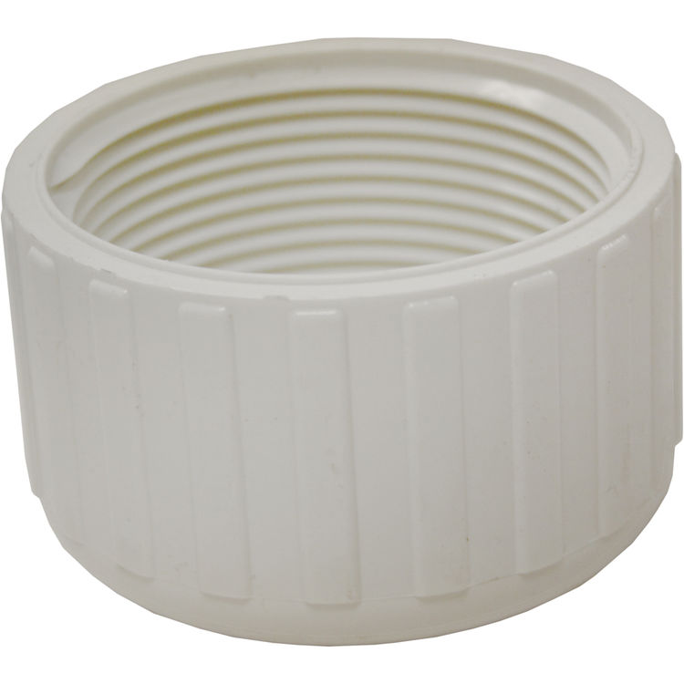Commodity  PVCCAP212T Schedule 40 PVC Threaded Cap, 2-1/2 Inch