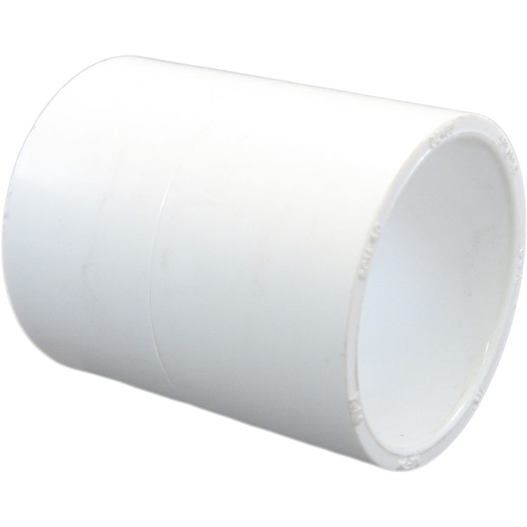Commodity  PVCCUP2 Schedule 40 PVC Coupling, 2 Inch