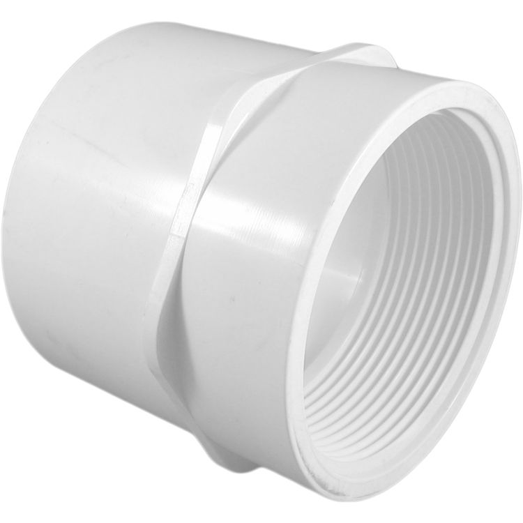 Commodity  PVCFE3 Schedule 40 PVC Female Adapter, 3 Inch
