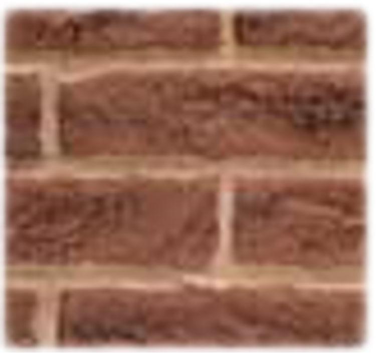 MHSC FBKHLDV400TB Majestic FBKHLDV400TB Tavern Brown Firebrick Walls