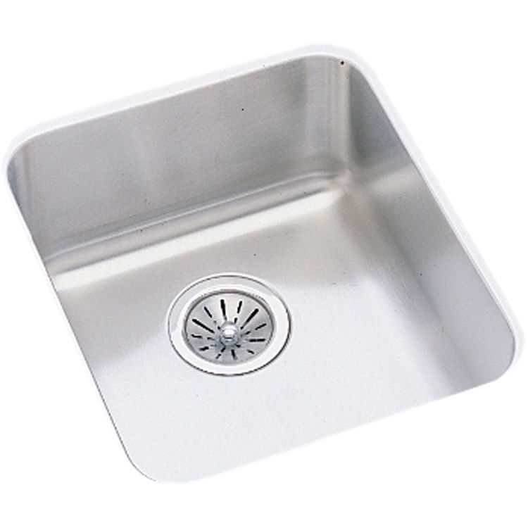 Elkay ELU1316 Elkay ELU1316  Gourmet Undermount Single Bowl Sink