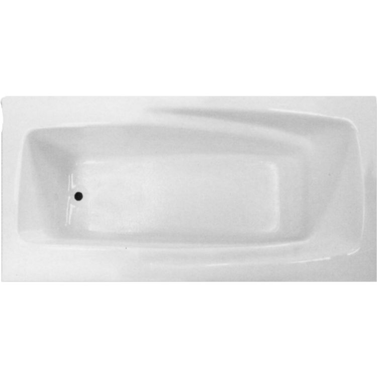 Tubzz PS3660WH Soaker Tub, 36\