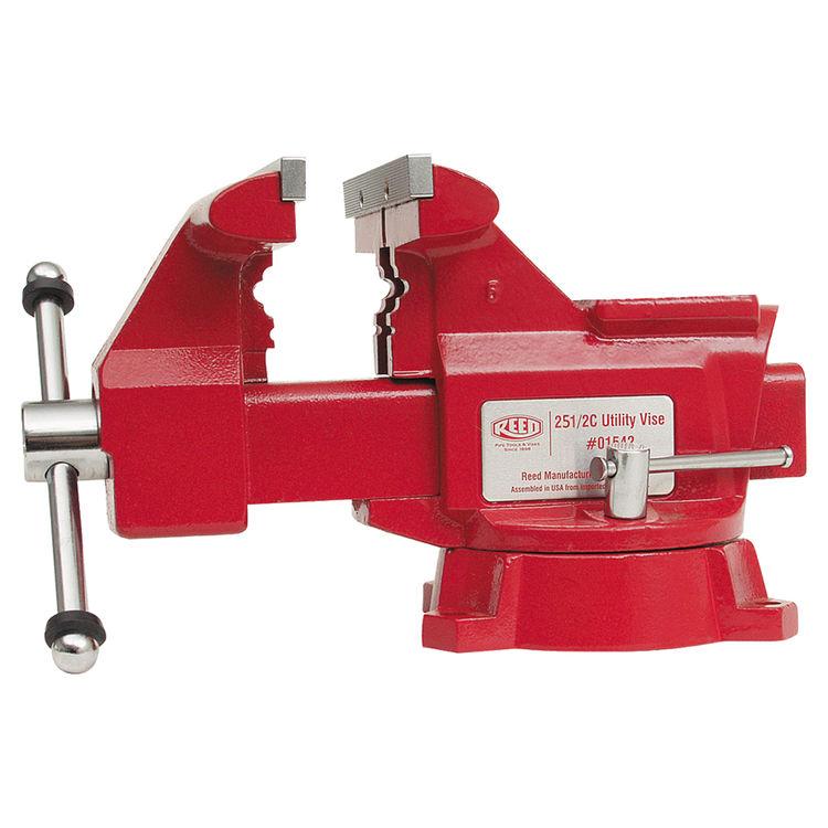 Reed 25 1/2 C Reed Manufacturing 25-1/2-C Utility Vise