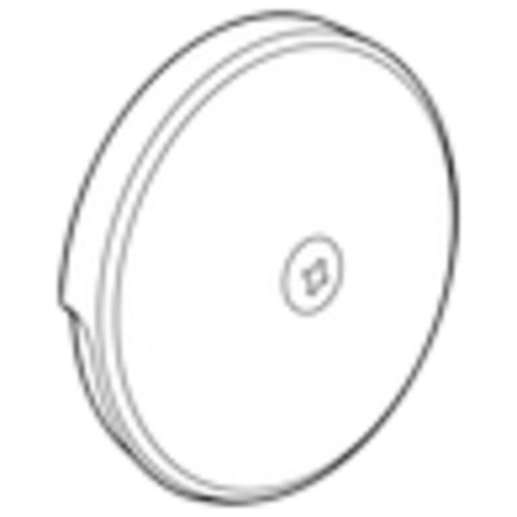 Moen 90471 Moen 90471 Face Plate Kit, Chrome