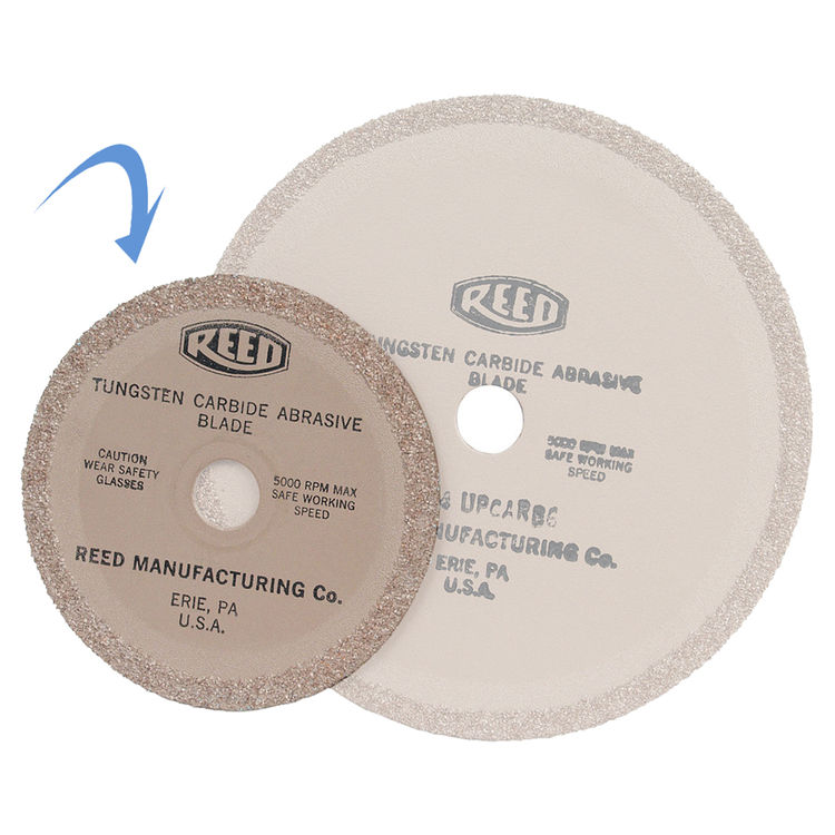 Reed UPCARB6 Reed Manufacturing UPCARB6 Upc Cut Blade 10-48In Pvc