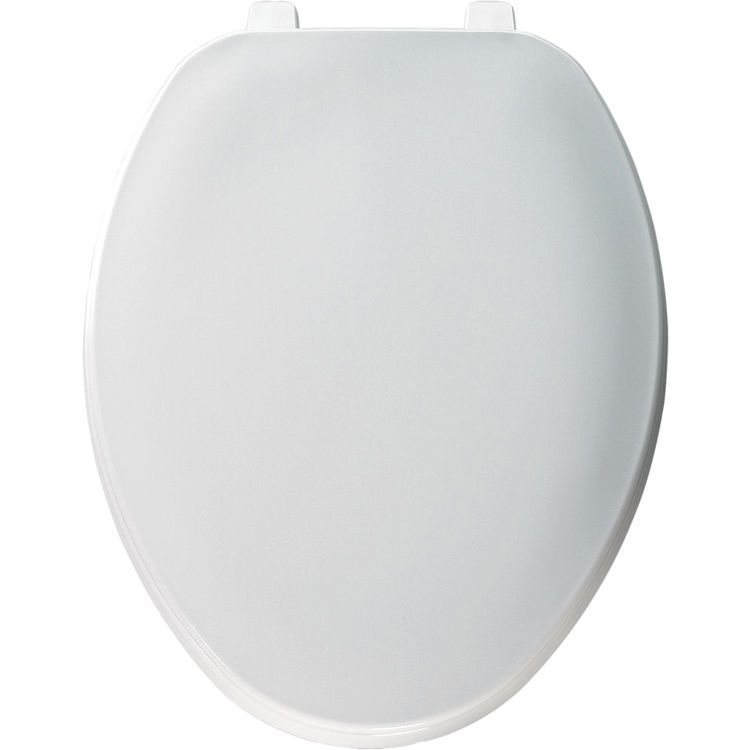 Astonishing Bemis 170 006 Bone Closed Front Elongated Plastic Toilet Seat With Cover Bralicious Painted Fabric Chair Ideas Braliciousco