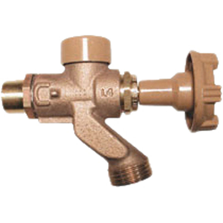 Woodford 101p Bp Mild Climate Anti Siphon Residential Wall