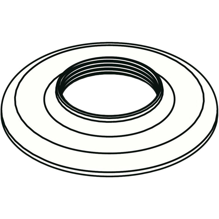 Moen 123000 Moen Commercial 123000 Escutcheon And Gasket Kit