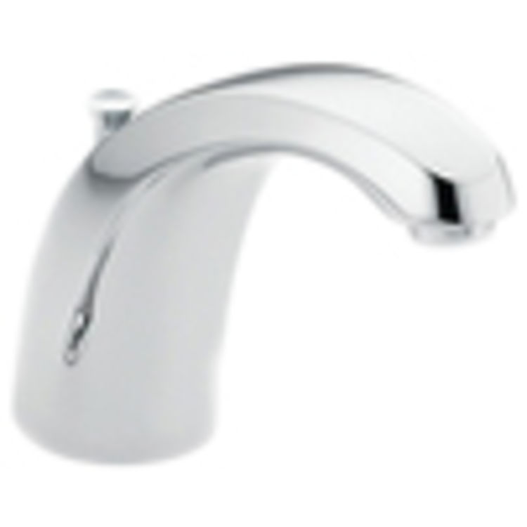 Moen 100667 Moen 100667 Part Spout, Widespread, Assembly, Without Lever