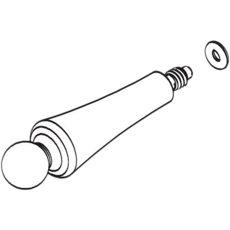 Moen 116628 Moen 116628 Part Lever Handle, Widespread Lavatory