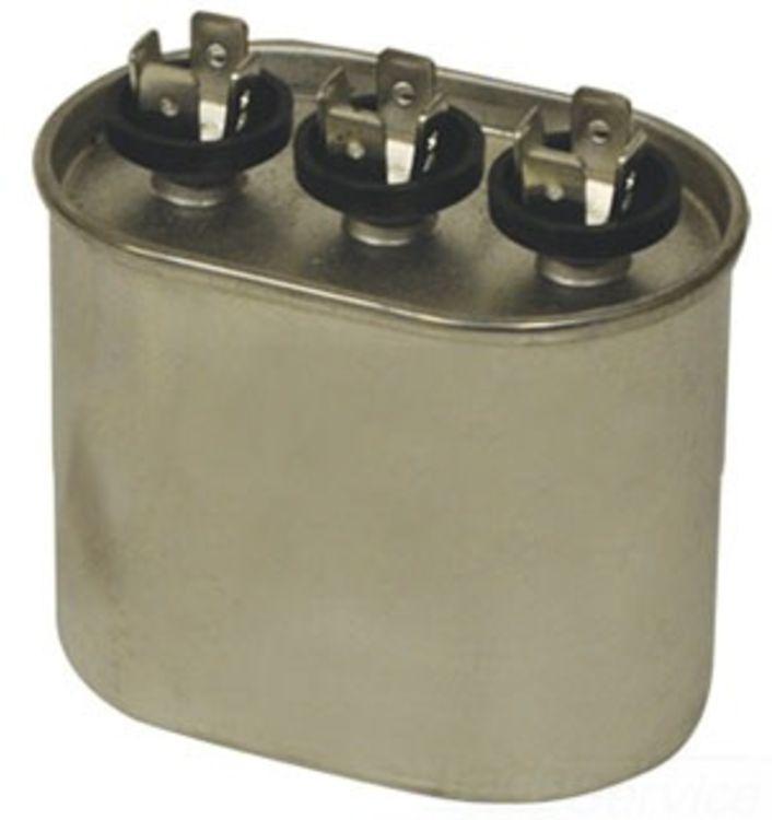 Mars 12908 Mars 12908 Motor Run Capacitor, 10 MFD, 370V, Oval