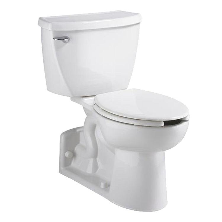 American Standard 2878.016.020 American Standard 2878.016.020 White Yorkville Elongated Bowl Toilet