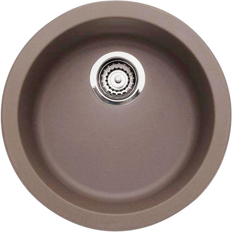 Blanco 517699 Blanco 517699 Rondo Truffle Bar Bowl Dual-Mount Sink
