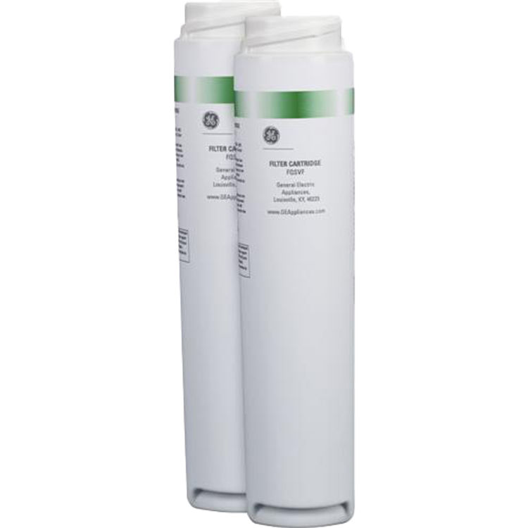 General Electric FQSVF GENERAL ELECTRIC FQSVF DUAL STAGE REPLACEMENT FILTERS PACK OF 2