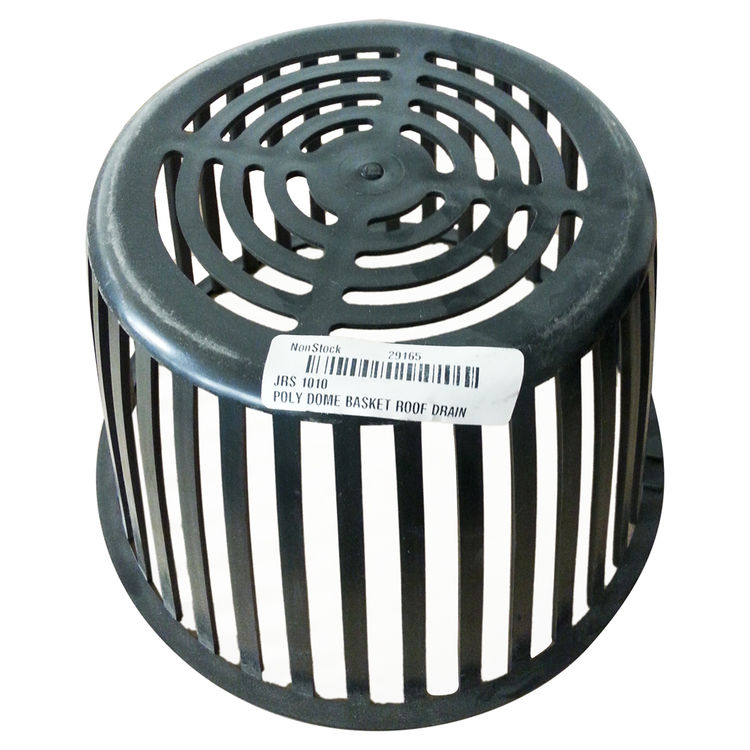 Jay R. Smith 1010 JRS 1010 POLY DOME BASKET ROOF DRAIN