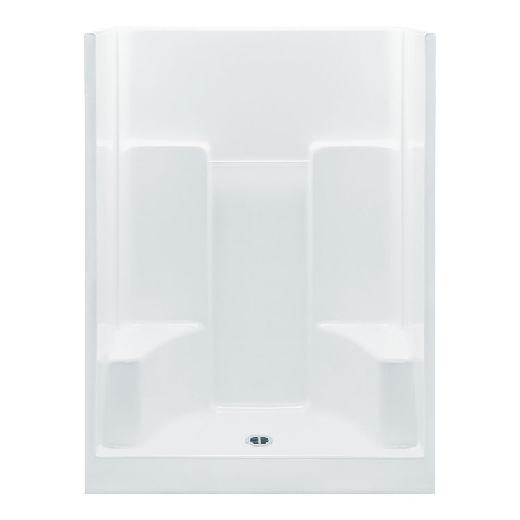 Aquatic 1603SG-WH Aquatic Bath 1603SG-WH White 60