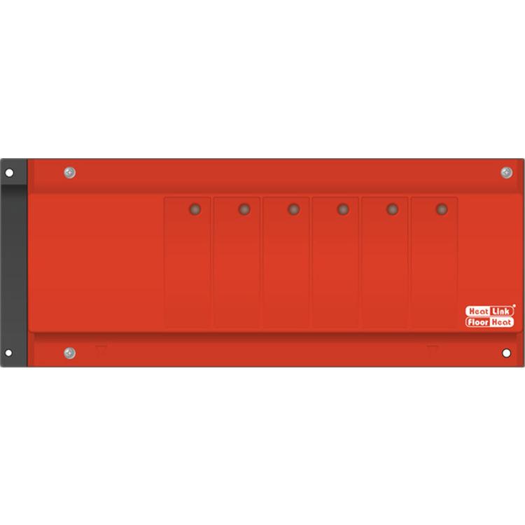 Heatlink 40226 HEATLINK 40226 6 ZONE BASE POWER MODULE UP TO 6 ACTUATORS PER ZONE