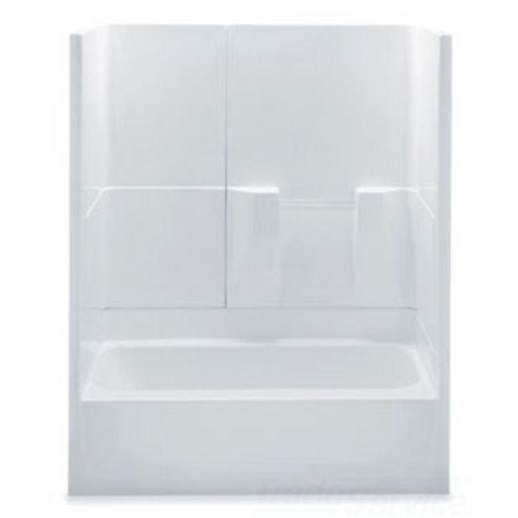 Aquatic Bath 2603TRIOR-WH White 60\