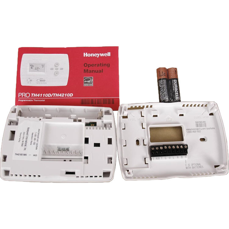 Honeywell Th4210d1005 Pro 5 2 Programmable Thermostat