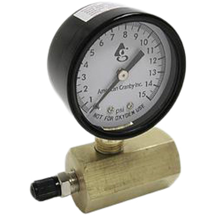American Granby  100# Air Test Gauge with 3/4