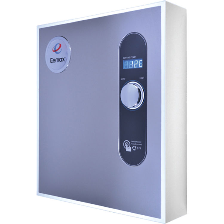 eemax ha027240 240-volt 27kw tankless water heater | plumbersstock