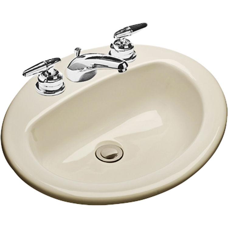 Drop In Bathroom Sinks Top Mount Bathroom Sinks Plumbersstock