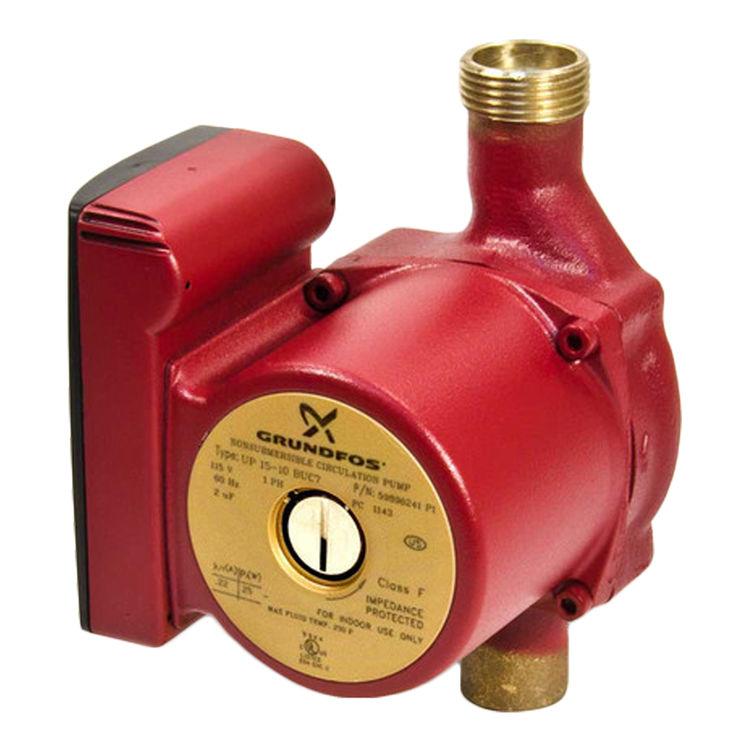 Grundfos UP15-42BUC7 59896151 1//25 HP 115V Circulating Pump Bronze Body