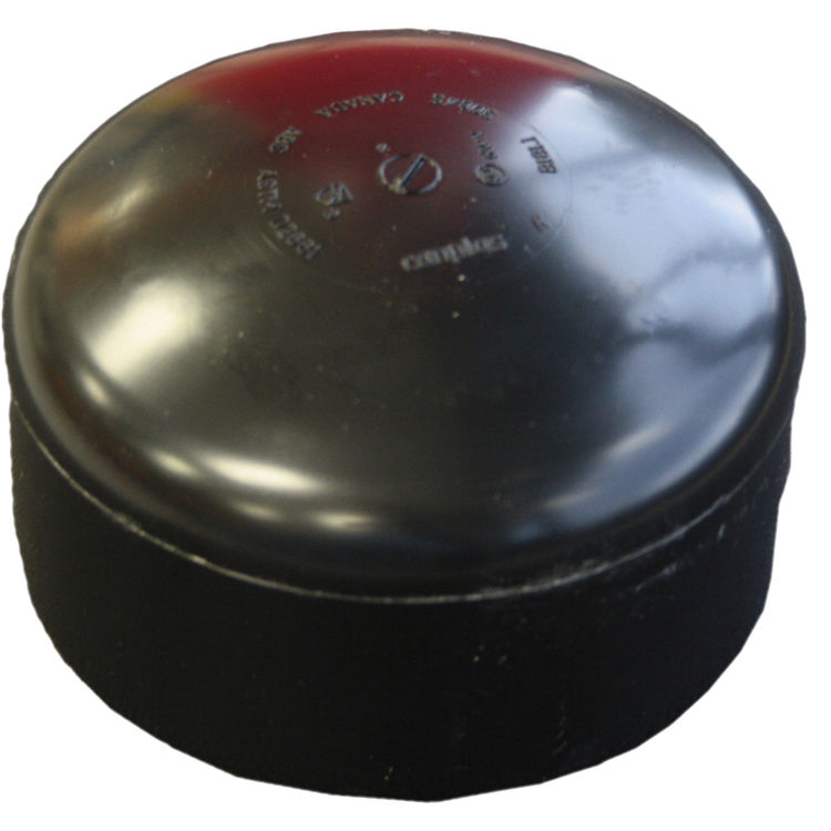 Commodity  2 Inch ABS Slip Cap, ABS Construction