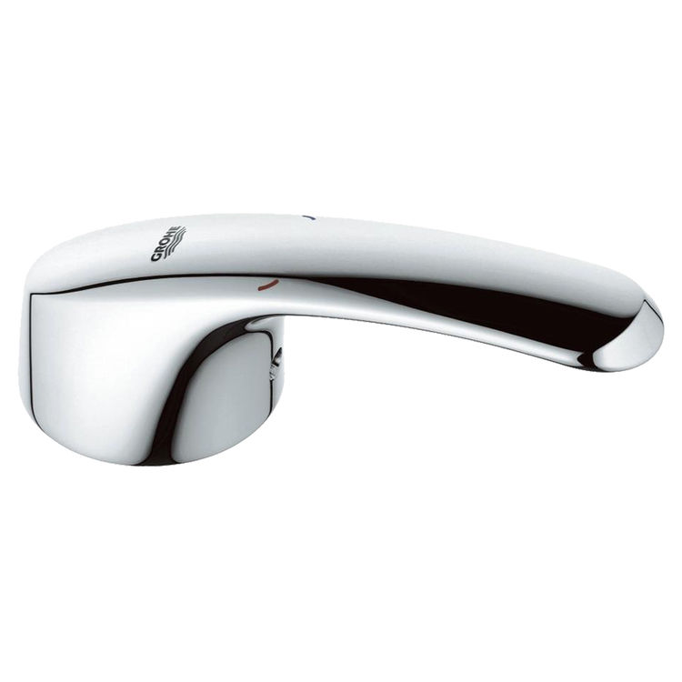 View 2 of Grohe 46513000 Grohe 46513000 Lever Handle in StarLight Chrome