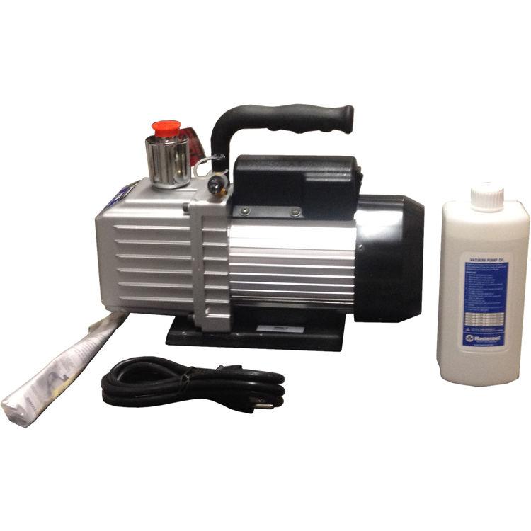 Bramec 17428 6 CFM Rotary Vane Vacuum Pump