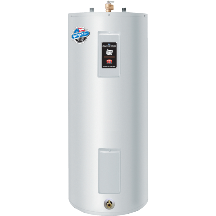 Bradford White RE350T61NCWW N2015 50-Gallon Water Heater ...