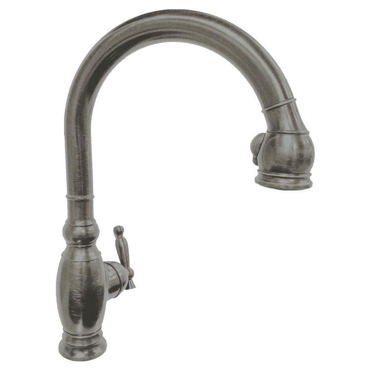 View 2 of Kohler 690-VS Kohler K-690-VS Vinnata Pull-Down Kitchen Faucet - Stainless