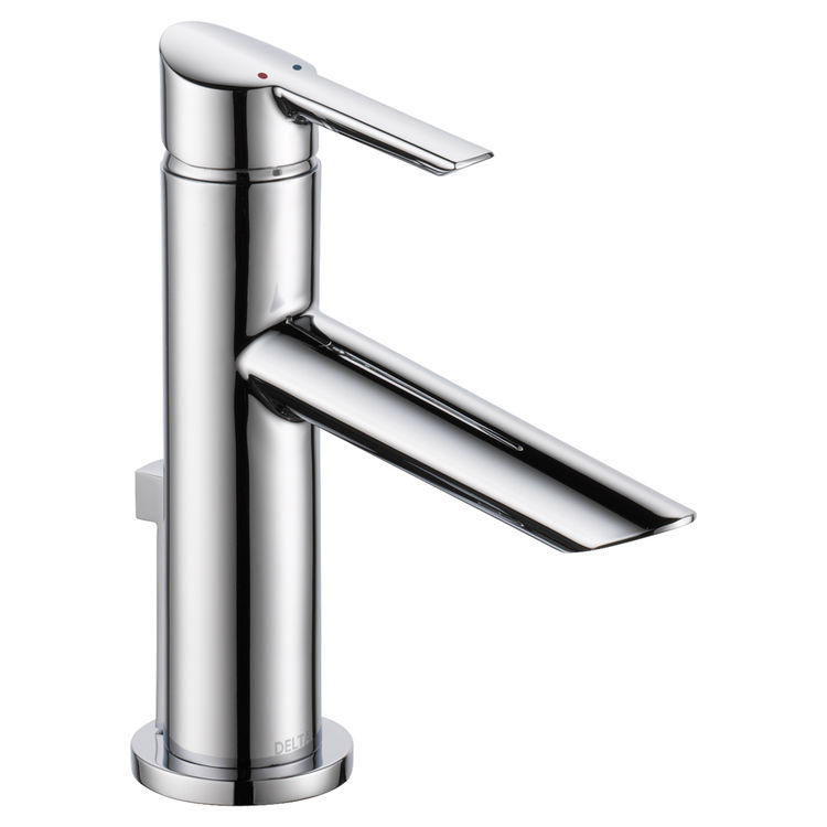 View 2 of Delta 561-HGM-DST Delta 561-HGM-DST Compel Single Handle Lavatory Faucet, Chrome