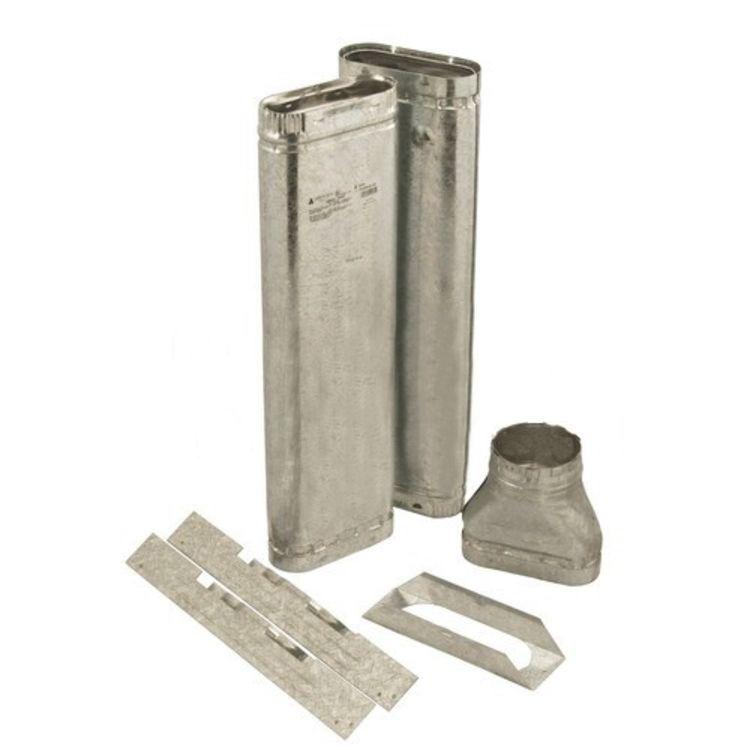 Cozy 4OVK Cozy 4OVK Oval Vent Kit for Gravity Wall Furnace