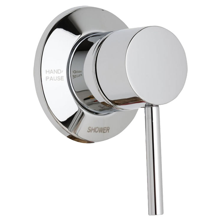 Chicago Faucet 763-CP Chicago Faucets 763-CP Shower Diverter Valve with Trim