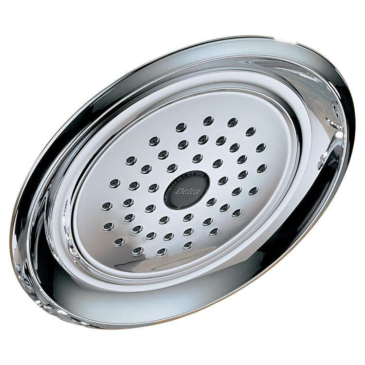 Delta RP48686 Delta RP48686 Delta Single-Setting Showerhead (Chrome)