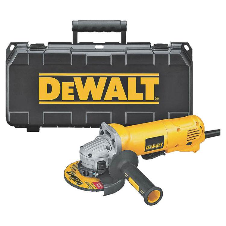 Dewalt D28402K Dewalt D28402K Small Angle Grinder, 10 A, 4-1/2