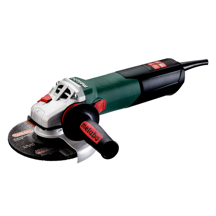 Metabo WE15-150Q grinder angle 6 inch locking