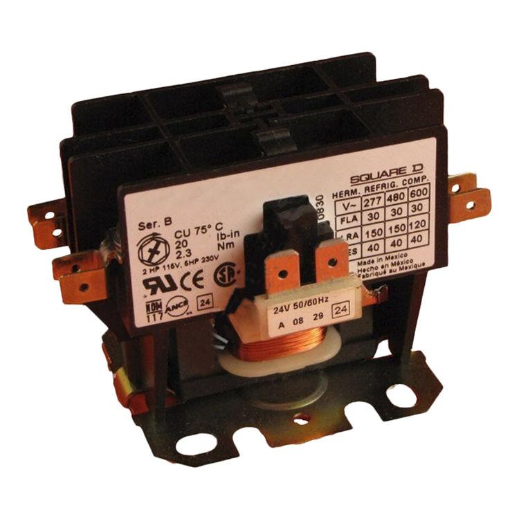 Diversitech DP40224 Diversitech DP40224 24V 40 Amp 2 Pole Contactor