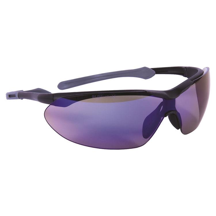 Forney 55434 Forney 55434 Glasses Safety Blue Mirror/Black