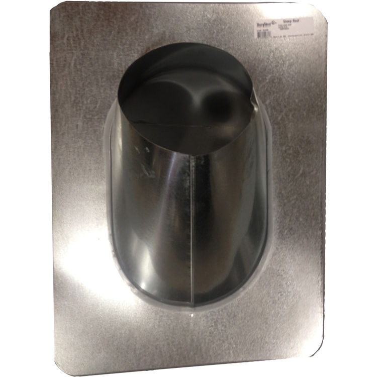 View 3 of M&G DuraVent 8GVFSR DuraVent 8GVFSR Type B Gas Vent 8-Inch Steep Roof Flashing