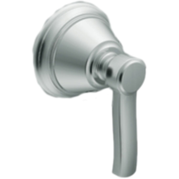Moen 137396 Moen 137396 Part Handle Lever Single Handle Tub and Shower, Chrome