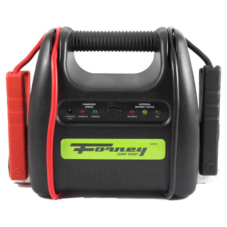 Forney 32277527300 Forney 52730 Battery Booster Pack, 7-Amp Hour, 12-Volt Jump Start