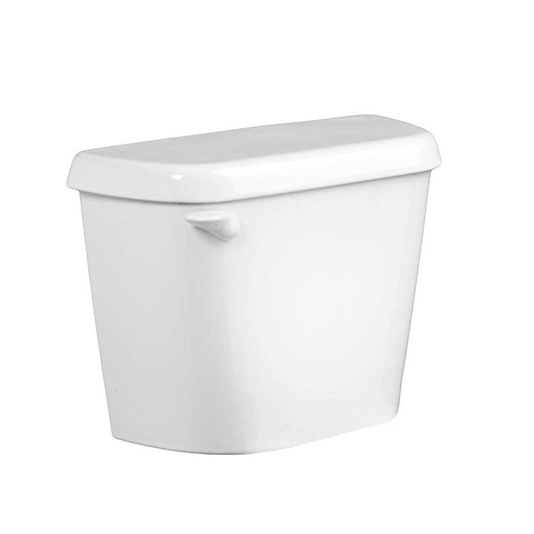 American Standard 4192A.154.020 American Standard 4192A154.020 Colony Toilet Tank Only - 1.28 gpf, 2 in Flush Valve, 12 in Rough-In, White