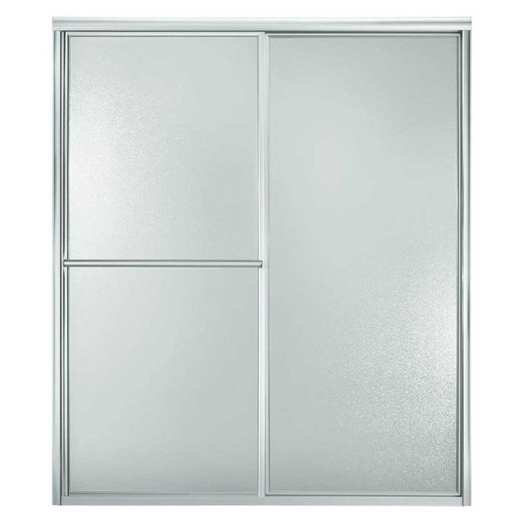 View 3 of Sterling 5970-59S Sterling 5900 Bypass Shower Door, 54 - 59-3/8 in W X 70 in H, Silver