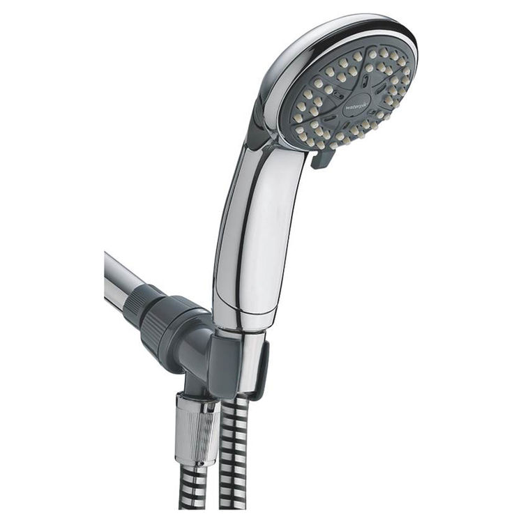 WaterPik VBE453 Water Pik VBE453 Ecoflow, Personal Shower, Hand Held, 3 Spray, Chrome
