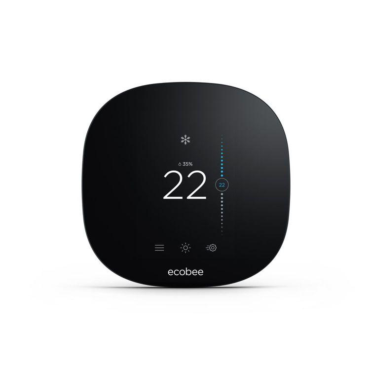 Ecobee3 Lite Wifi Smart Thermostat Pro