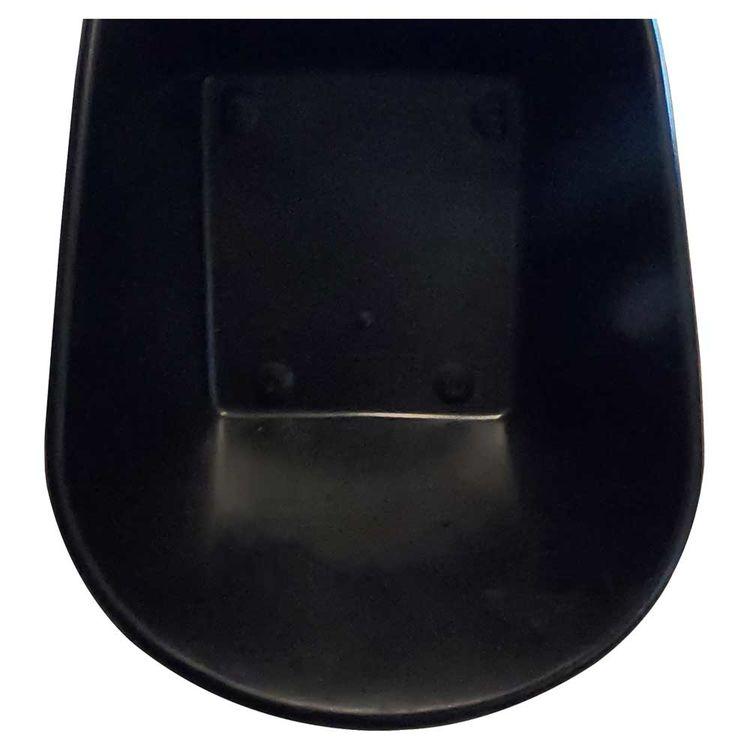 View 2 of Mintcraft TRAY-6PMB-OR MintCraft TRAY-6PMB-OR Wheelbarrow Tray, 6 cu-ft Capacity, 3.9 mm T, Poly, Black